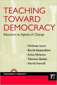 Teaching Toward Democracy cover